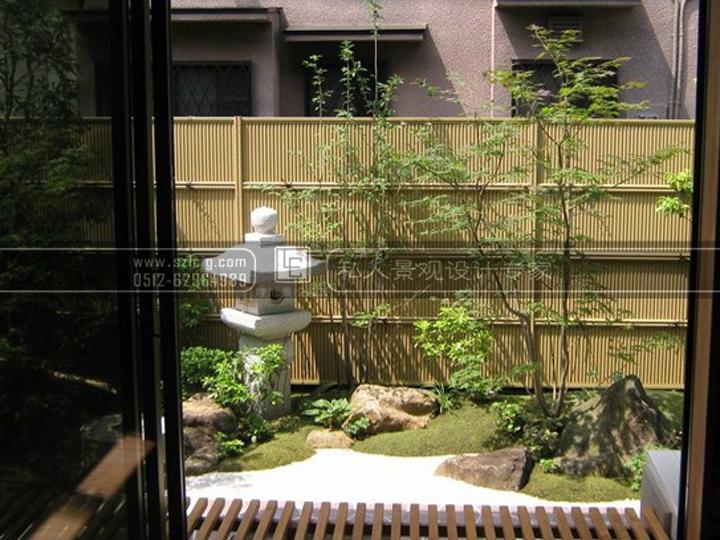 江阴刘家大院别墅庭院景观设计