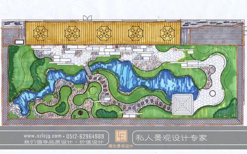 东桥金梦厂区景观设计_日式庭院设计_精品案例_苏州理